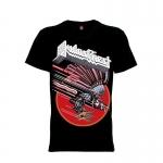 เสื้อยืด วง Judas Priest แขนสั้น แขนยาว S M L XL XXL [3]