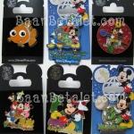 เข็มที่ระลึกดีสนีย์เวิล์ด-ฟลอริดา (Disneywolrd's Trading Pins)