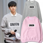เสื้อแฟชั่นแขนยาวเกาหลี VIXX UNION มี4สี