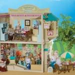 ซิลวาเนียน ห้างสรรพสินค้าแอปเปิ้ลวูด (UK) Sylvanian Families Applewood Department Store