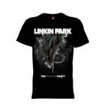 เสื้อยืด วง Linkin Park แขนสั้น แขนยาว S M L XL XXL [6]