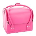 กระเป๋าเครื่องสำอาง cozbag (สีชมพู)