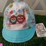 หมวกแก๊ปเด็กปักลาย ยี่ห้อ PAPA size M