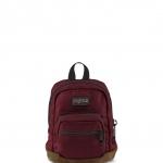 JanSport กระเป๋าใบเล็ก รุ่น Right Pouch - VIKING RED