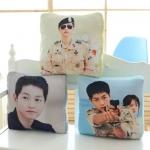 หมอนผ้าห่มเกาหลี ซง จุง-กิ Descendants Of The Sun มี3ลาย
