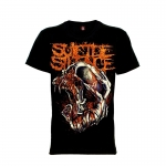 เสื้อยืด วง Suicide Silence แขนสั้น แขนยาว S M L XL XXL [9]
