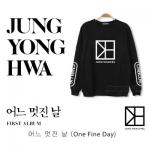 เสื้อแจ็คเก็ตแขนยาวเกาหลี CNBLUE พิมพ์ลายด้านหน้า JUNGYONGHWA มี4สี