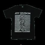 เสื้อยืด วง Joy Division แขนสั้น งาน Vintage ลายไม่ชัด ทุกขนาด S-XXL [Easyriders]