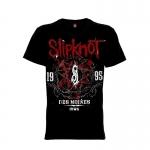 เสื้อยืด วง Slipknot แขนสั้น แขนยาว S M L XL XXL [19]
