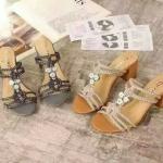 New รองเท้าแบรนด์เนมChanel. มี2สี กรุณาเลือกสีด้านใน ,งานhiend original สินค้านำเข้า เกรดดีสุดในท้องตลาด คัดสรรมาอย่างดี