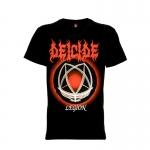 เสื้อยืด วง Deicide แขนสั้น แขนยาว S M L XL XXL [1]
