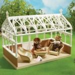 ซิลวาเนียน ห้องเรือนกระจก (UK) Sylvanian Families Conservatory