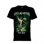เสื้อยืด วง Helloween แขนสั้น แขนยาว S M L XL XXL [2]