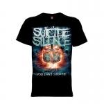 เสื้อยืด วง Suicide Silence แขนสั้น แขนยาว S M L XL XXL [10]