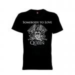 เสื้อยืด วง Queen แขนสั้น แขนยาว S M L XL XXL [4]