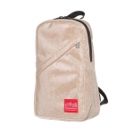Manhattan Portage Midnight Ellis Backpack - Champagne