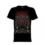 เสื้อยืด วง Slayer แขนสั้น แขนยาว S M L XL XXL [9]