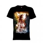 เสื้อยืด วง Alesana แขนสั้น แขนยาว S M L XL XXL [2]