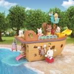 เรือซิลวาเนียน Sylvanian Families Adventure Treasure Ship