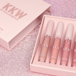 (พร้อมส่ง) Kylie x KKW Crème Liquid Lipstick Set
