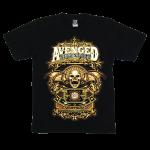 เสื้อยืด วง Avenged Sevenfold แขนสั้น แขนยาว S M L XL XXL [4]