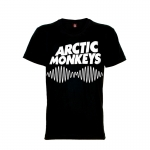 เสื้อยืด วง Arctic Monkeys แขนสั้น แขนยาว S M L XL XXL [2]