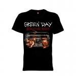 เสื้อยืด วง Greenday แขนสั้น แขนยาว S M L XL XXL [10]