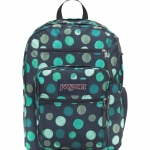 JanSport รุ่น BIG STUDENT - Multi Navy Connect Four