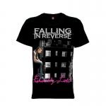 เสื้อยืด วง Falling In Reverse แขนสั้น แขนยาว S M L XL XXL [2]