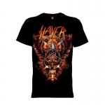 เสื้อยืด วง Slayer แขนสั้น แขนยาว S M L XL XXL [10]