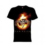 เสื้อยืด วง Van Halen แขนสั้น แขนยาว S M L XL XXL [1]