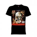 เสื้อยืด วง Slayer แขนสั้น แขนยาว S M L XL XXL [2]