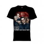 เสื้อยืด วง U2 แขนสั้น แขนยาว S M L XL XXL [2]