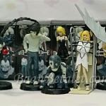 โมเดลตุ๊กตาเดธโน๊ตกล่องดำ 7 แบบ (D-505 DeathNote 4.2inches selection)