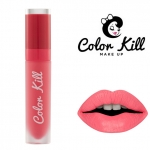 (พร้อมส่ง) COLOR KILL MEGA MATTE LIQUID LIPSTICK สี SWEET SALMON