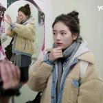 เสื้อแจ็คเก็ตหนานุ่มเกาหลี โนอึล Uncontrollably Fond สีเบจ