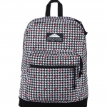 JanSport กระเป๋าเป้ รุ่น Disney Right Pack SE - Disney Minnie White Houndstooth