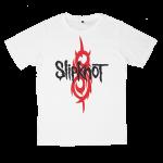 เสื้อยืด วง Slipknot สีขาว แขนสั้น S M L XL XXL [2]