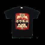 เสื้อยืด วง Black Sabbath แขนสั้น งาน Vintage ลายไม่ชัด ทุกขนาด S-XXL [Easyriders]
