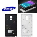 Samsung ฝาหลัง ระบบ QI Wireless ชาร์ทไร้สาย Note Edge สีขาว