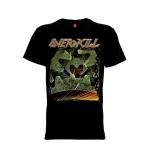 เสื้อยืด วง Overkill แขนสั้น แขนยาว สั่งได้ทุกขนาด S-XXL [Rock Yeah]