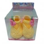 รองเท้าเด็กอ่อน ไหมพรม FD4-7