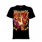 เสื้อยืด วง Megadeth แขนสั้น แขนยาว S M L XL XXL [10]