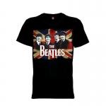เสื้อยืด วง The Beatles แขนสั้น แขนยาว S M L XL XXL [10]