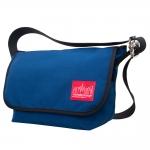 Manhattan Portage Vintage Messenger Bag JR – Navy Size MD