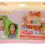 ซิลวาเนียน..แม่กระต่ายมิลค์กับพี่ชายบีเกิ้ลและร้านกิฟท์ชอป (EU) Sylvanian Families Village Gift Shop