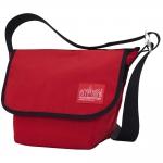 Manhattan Portage Vintage Messenger Bag – Red Size SM