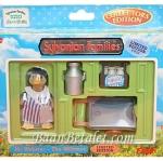 ซิลวาเนียน คุณเป็ดกับรถส่งนม (Limited Edition Sylvanian Mr.Webster-The Milkman)