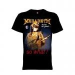 เสื้อยืด วง Megadeth แขนสั้น แขนยาว S M L XL XXL [12]