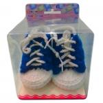 รองเท้าเด็กอ่อน ไหมพรม FD3-6